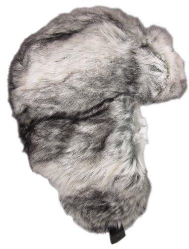 050fa2e7fbc Dakota Dan Trooper Ear Flap Cap w  Faux Fur Lining Hat - Buy Online ...