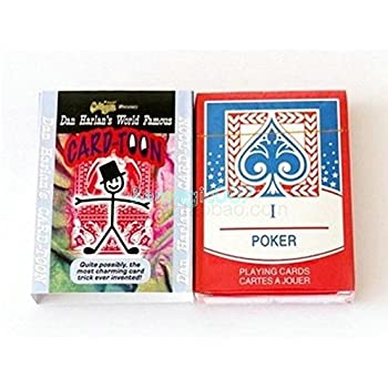 Amazon.com: Dan Harlan card-toon tarjeta de 2 – Trucos de ...