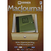 Mariner MacJournal 6 for Mac
