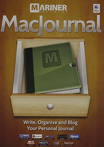 Mariner MacJournal 6 for Mac