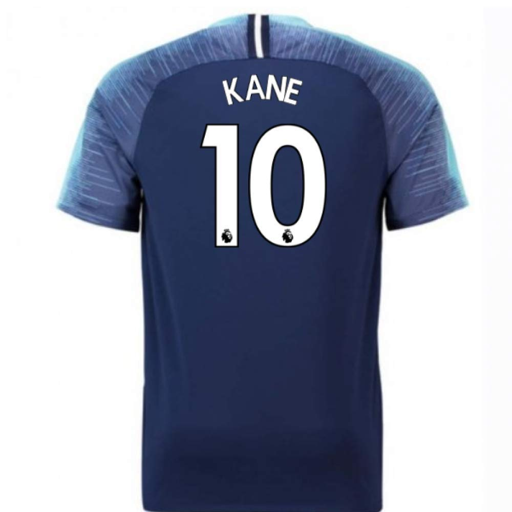 2018-2019 Tottenham Away Nike Football Soccer T-Shirt Trikot (Harry Kane 10) - Kids