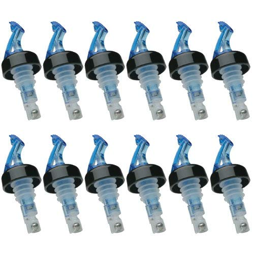 Precision Pour Measured Pourers With BUG & DUST FLAP 1-1/2 Oz