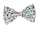 Spring Flowers - Dog Bow Tie - Cat Bowtie