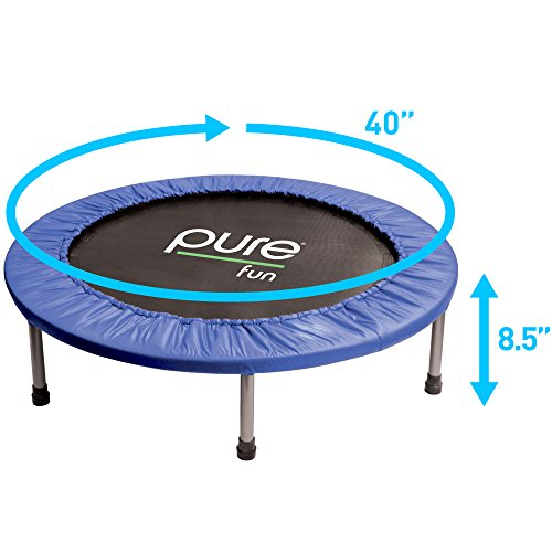 Home Kitchen Features Pure Fun 40quot; Mini Rebounder