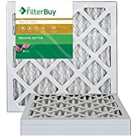 AFB Gold MERV 11 12x12x1 Pleated AC Furnace Air Filter. Filters. 100% produced in the USA. by FilterBuy