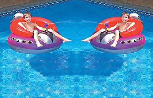 Swimline Swimming Squirter Inflatable Lounge
