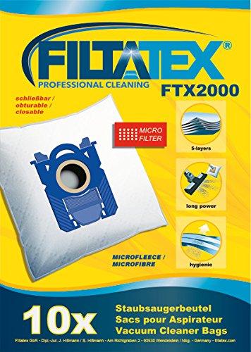 P electrolux excellio power max z5228 10 x FILTATEX