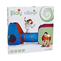 SUN & SPORT - Tente 3 en 1 Play Village