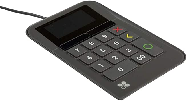 Clover Merchant Facing Keypad