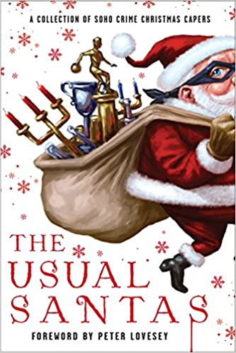 Image result for book cover the usual santas