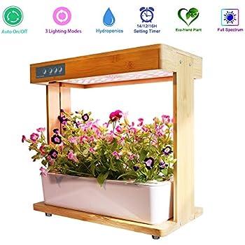 Amazon.com : Indoor Gardening Kit Hydroponics Growing ...