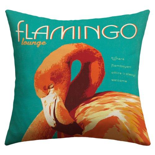 DENY Designs Anderson Flamingo Outdoor