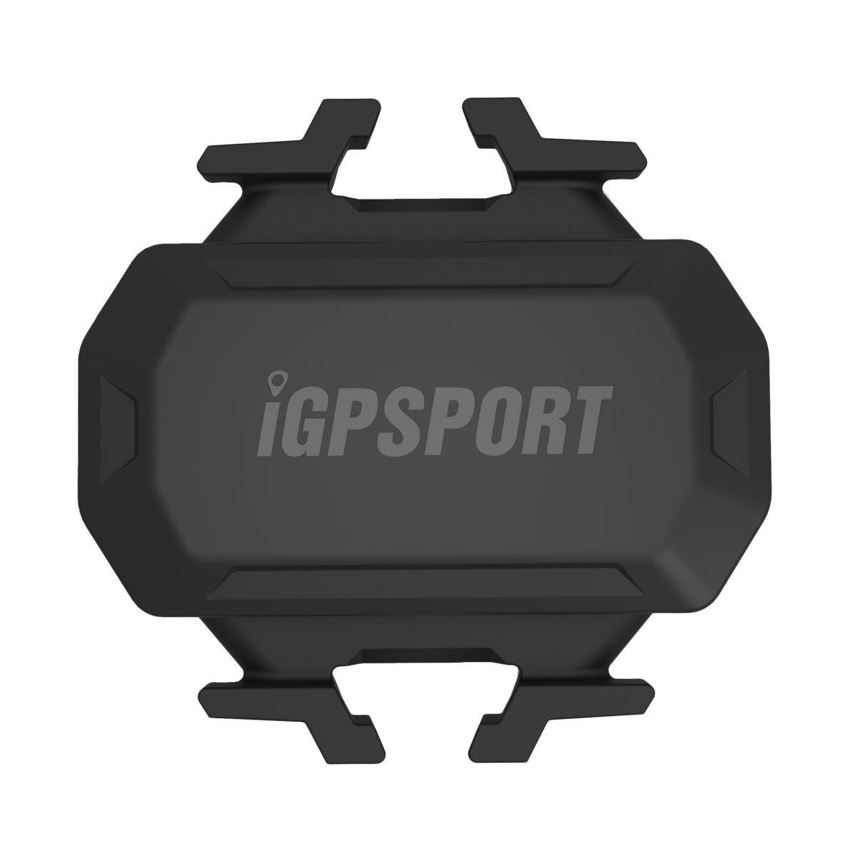 GPSPORT SPD61 (versió n europé enne) - Sensor de Velocidad inalá mbrico ANT+ / 2.4G y Bluetooth 4.0 ciclismo y bicicleta. Compatible con ciclo computadores GPS Garmin, Bryton, Sigma.. IPX7. Sin imanes iGPSPORT