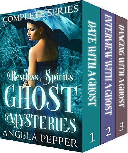 Ghost Mysteries (Complete Series Boxed Set - 3 Paranormal Mysteries)