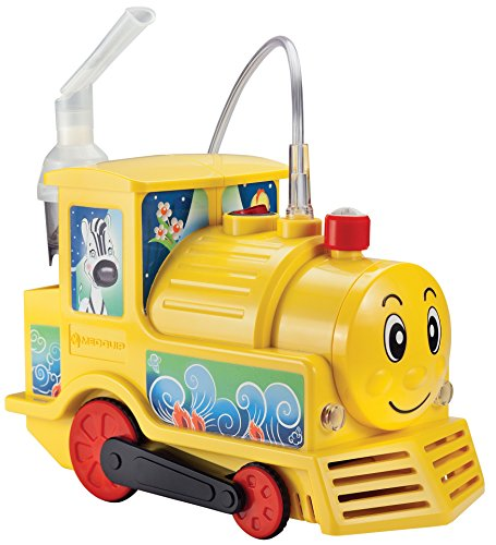 Pediatric - Asthma - Compressor