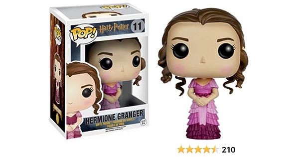 Funko-6567 Hermione Yule Ball Figura de Vinilo, colección de Pop, seria Harry Potter (6567)