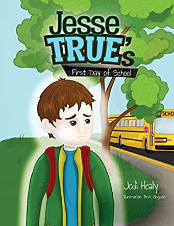 Jesse True's First Day of School