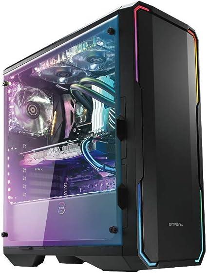 BitFenix ENSO Torre Negro - Caja de ordenador (Torre, PC, De ...