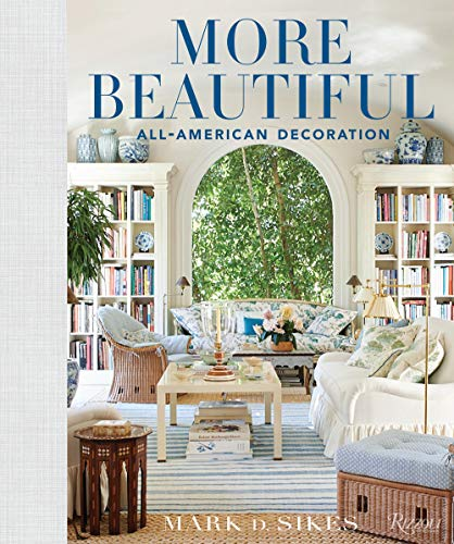 Book Cover: More Beautiful: All-American Decoration