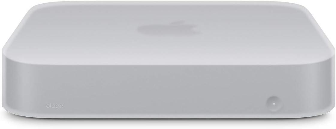 elago Mac Mini Case Designed for Mac Mini 2020 & Mac Mini 2018 (White)