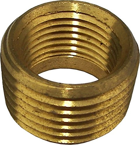 Everest Brand Pressure Washer Plumbing Face Bushing Adapter 1/2