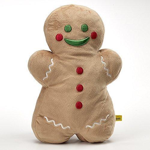 Peeps Plush Gingerbread Man - 9