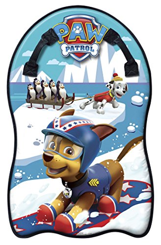 Hedstrom Paw Patrol Shaped Snow Speedster Sled, 33