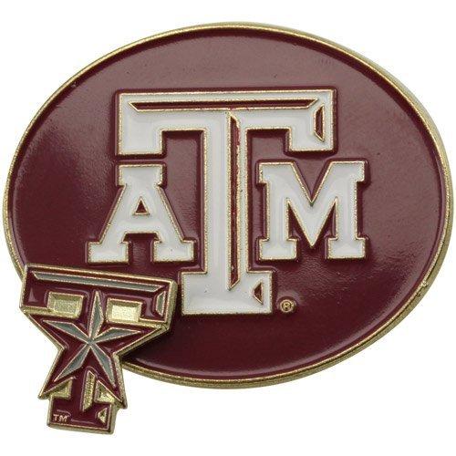 Alumni Association Texas A&M Aggies Lapel Pin Gold