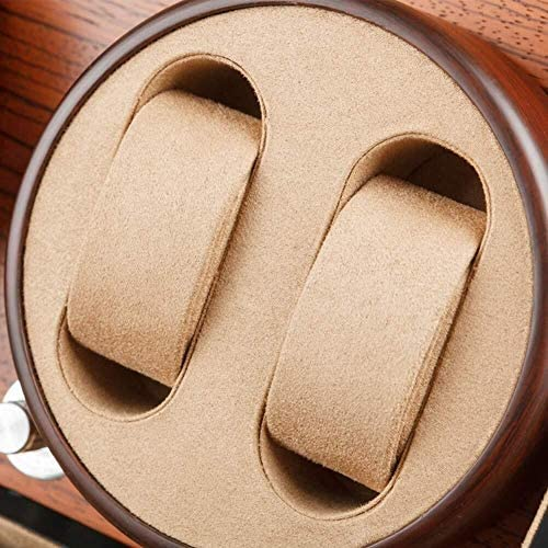 上げ機 4 + 6腕時計自動機械式時計収納ボックス自動ウォッチワインダー表示ボックスは、収納ケースを回し 腕時計ワインディングマシーン