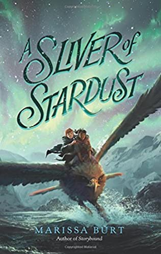 book cover of A Sliver of Stardust