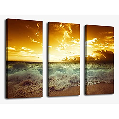 Wall art canvas over bed - Wall art above bed ...
