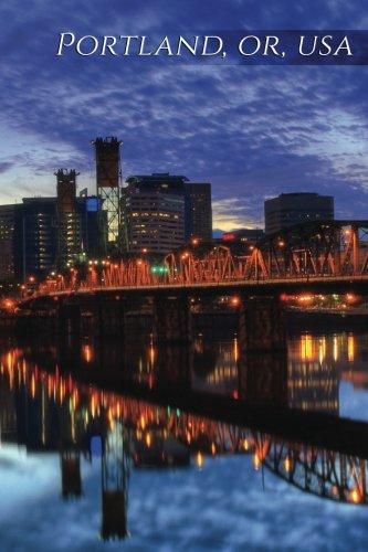 Portland Business Journal (Portland, OR, USA Travel Log: Scheduler Organizer Planner (Business 150 Travel) (Volume 38))