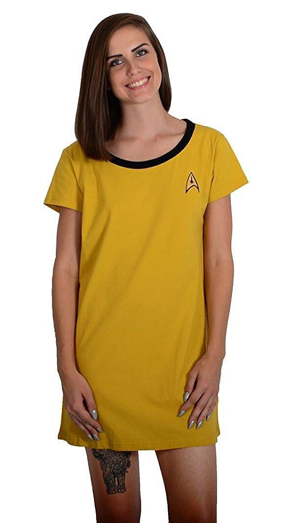 Robe Factory Star Trek Womens Sleep Shirt The Robe Factory