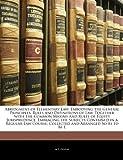 Abridgment of Elementary Law, M. E. Dunlap, 1144297362