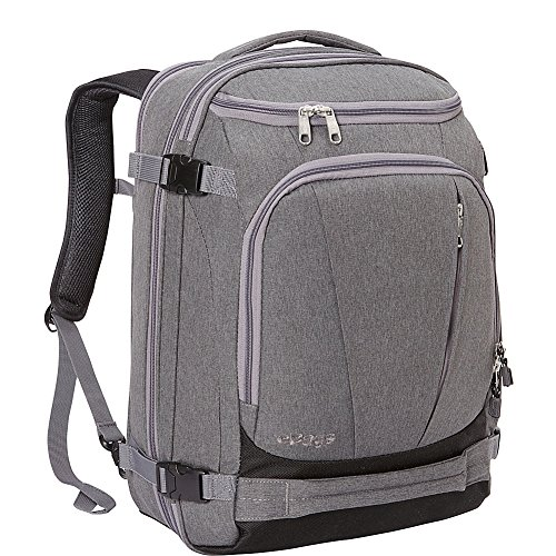 Rick Steves Convertible Carry On (eBags TLS Mother Lode Weekender Convertible Junior (Heathered Graphite))