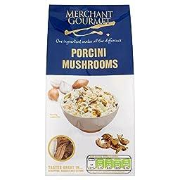 Merchant Gourmet Porcini Mushrooms (25g) - Pack of 2