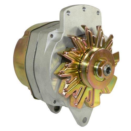 Prestolite Marine Alternators - DB Electrical ADR0395 One Wire Marine New Alternator For Omc Prestolite 63 Amp 20037 40112 18-5954 4-5954 400-20006 8903 1-2885-01-1 8903N-61A