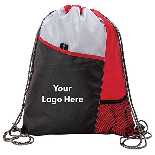 Sport Bag - 150 Quantity - $4.10 Each - PROMOTIONAL PRODUCT / BULK / BRANDED with YOUR LOGO / CUSTOMIZED by Sunrise Identity