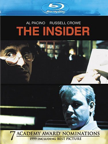 Insider [Blu-ray] by Touchstone Home Entertainment