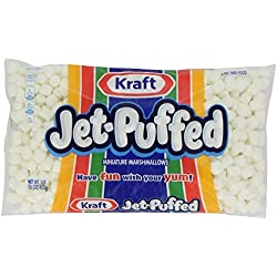 Jet-Puffed Miniature Marshmallows, 16 Ounce Bag