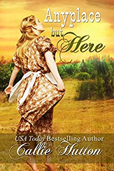 Anyplace But Here (Oklahoma Lovers Series Book 5) by [Hutton, Callie]