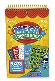Best Darice Gift For 10 Year Olds - Darice STRK-12T Teacher Style Mega Sprial Bound Sticker Review