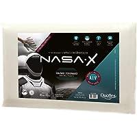 Travesseiro Nasa-X Duoflex Bege 45cmx65cm Espuma 100% Poliuretano