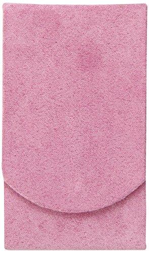(Boston International Rose Faux Suede Pocket Tissue Holder)