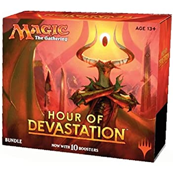 Magic Hour Of Devastation Sealed MTG Bundle Box 10 Boosters