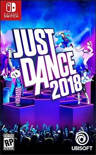 Just Dance 2018 (輸入版:北米) - Switch: Amazon.es: Bricolaje y ...
