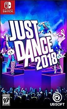 Amazon Com Just Dance 2018 Nintendo Switch Ubisoft Video Games