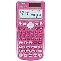 Casio FX 85 GT Plus - Pink - NEUES MODELL (neustes Modell der Casio FX 85 ES Serie) + kostenlose Praxisanleitung von Calcuso