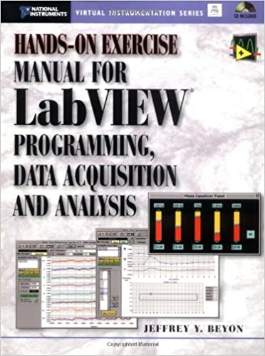 Hands-On Exercise Manual for LabVIEW Programming, Data ...