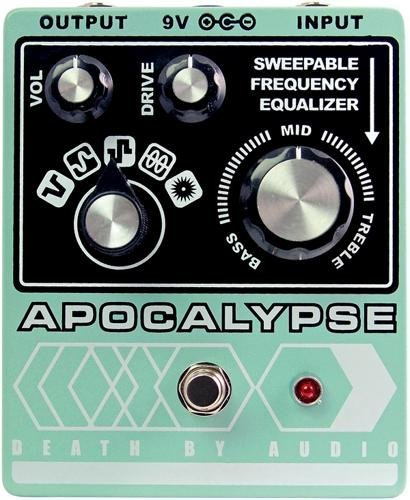 Death by Audio Apocalypse Fuzz Effect Pedal [並行輸入品]   B07MKX1SF7